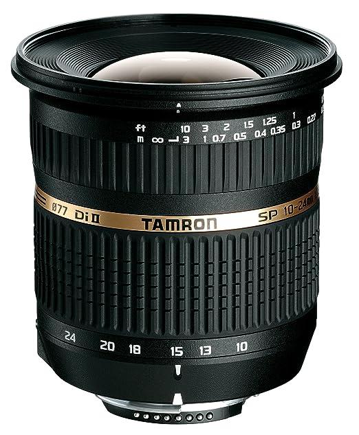 78 opinioni per Tamron SP AF 10- 24mm F/3.5- 4.5 Di II Obiettivo grandangolare per APS-C Sony