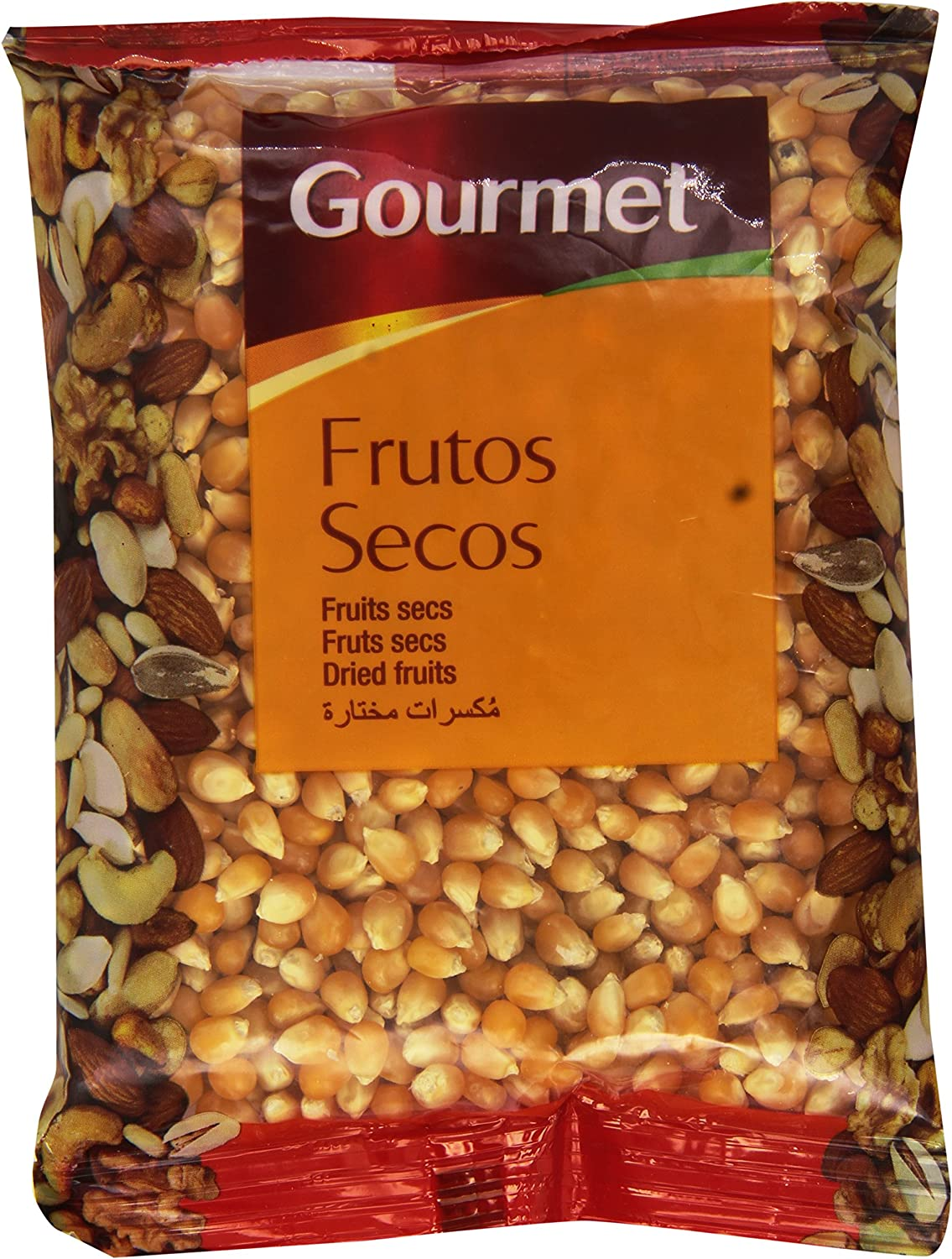 Gourmet - Frutos secos - Maíz para palomitas - 200 g: Amazon.es ...