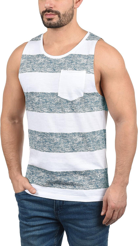 BLEND Tanktop Camiseta sin Mangas para Hombre