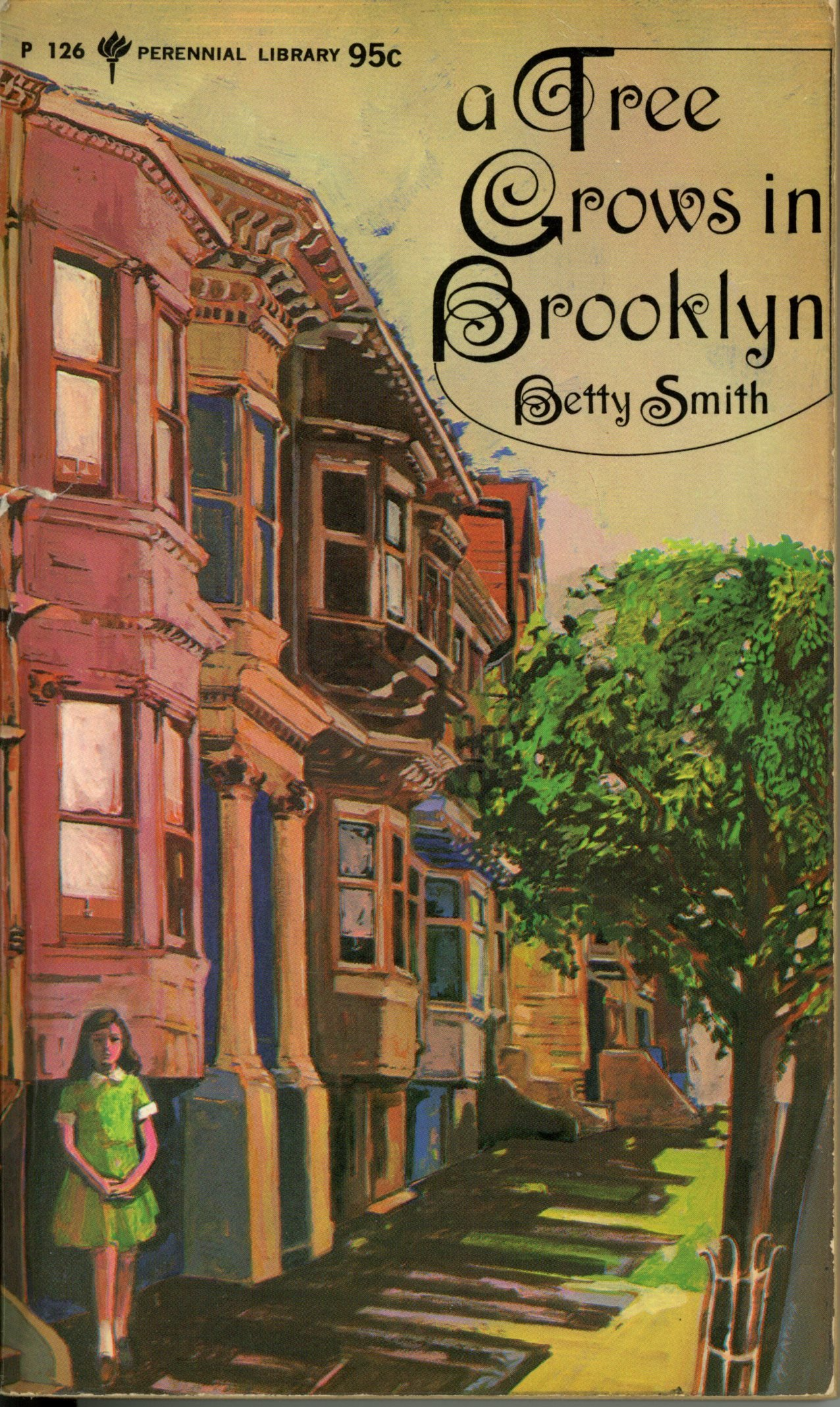 A Tree Grows In Brooklyn Betty Smith Amazoncom Books