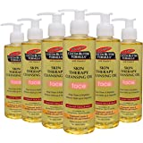 Palmer's Cocoa Butter Formula Skin Therapy Cleansing Oil for Face, Rosehip Fragrance, 6.5 Ounces (Pack of 6)