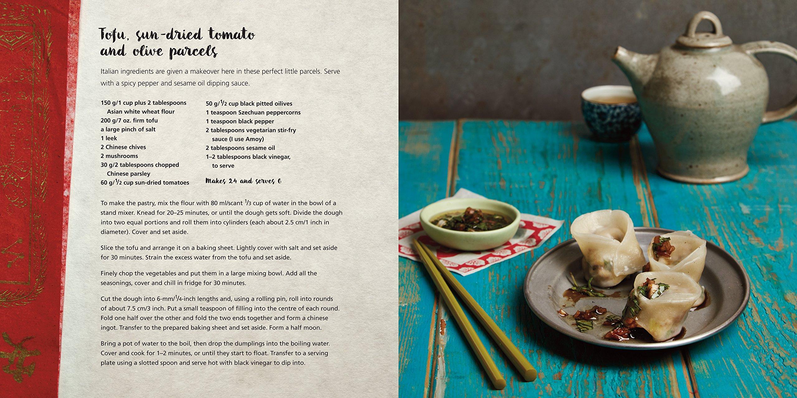 Modern Dim Sum: Delicious bite-size dumplings, rolls, buns and other ...