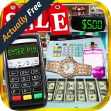 Credit Card & Cash Register Sim - Kids Shopping Mall Games & Cashier FREE