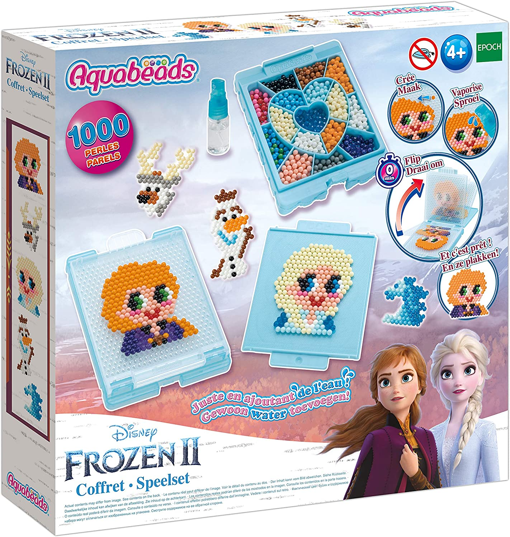 Multi-Colour Aquabeads 31593 Disney Frozen 2 Hobby Kit