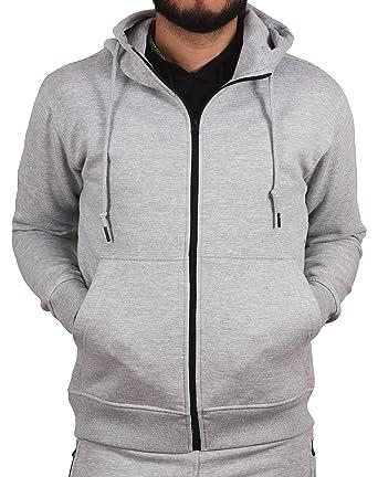 8fb13077502728 Jordan Craig Solid Full-Zip Fleece Hoodie at Amazon Men s Clothing store