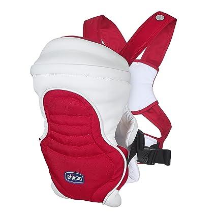 CHICCO 07079402300000 portabebés Soft & Dream, color rojo ...