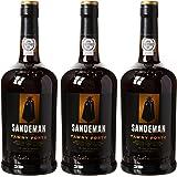 Sandeman Imperial Reserve Tawny Port Wine, 75 cl (Case of 3)