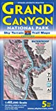 Grand Canyon Trail Map 5th Edition