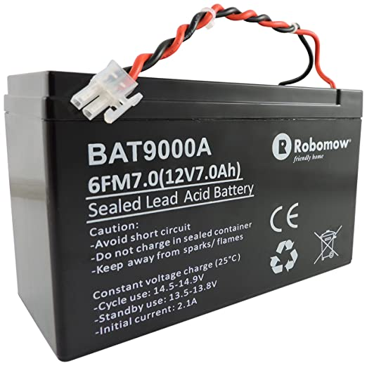 MTD Robomow - Batería de Repuesto para Modelos RX: Amazon.es: Jardín