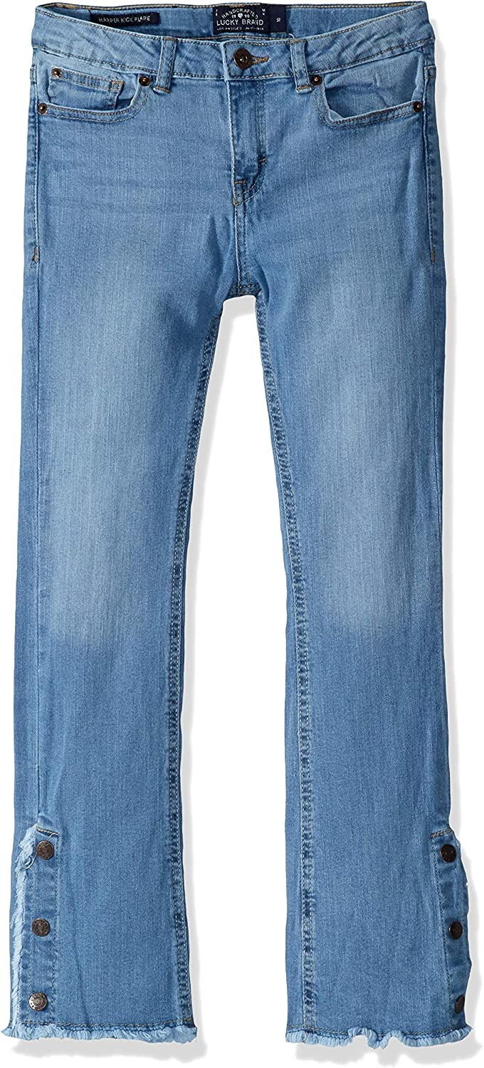 Lucky Brand Girls' Fashion Denim Jean