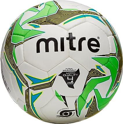 Mitre Nebula - Balón de fútbol Sala: Amazon.es: Deportes y aire libre