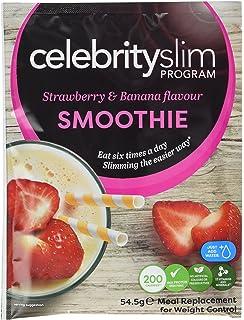 Celebrity Slim 7 Day Banana 14 Sachet Shake Pack Amazon Co Uk
