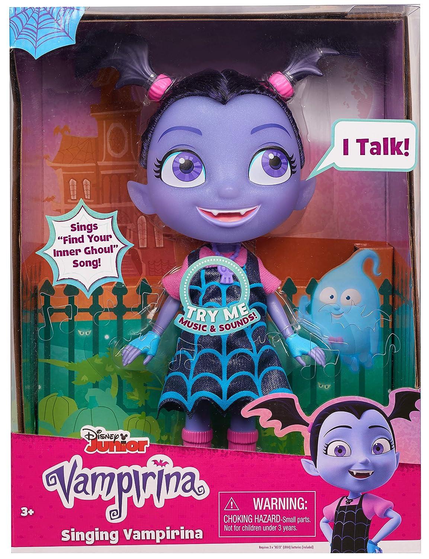 Vampirina Bat-Tastic Musical Doll: Amazon.es: Juguetes y juegos