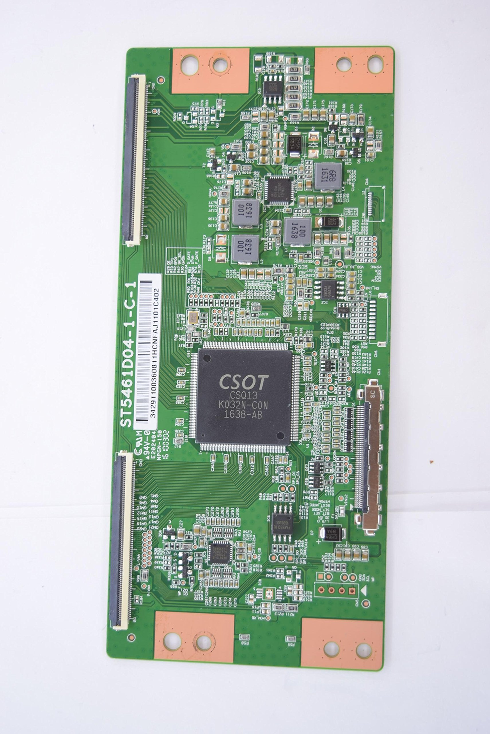TCL 55US5800 55UP120 ST5461D04-1-C-1 T-CON BOARD 4667