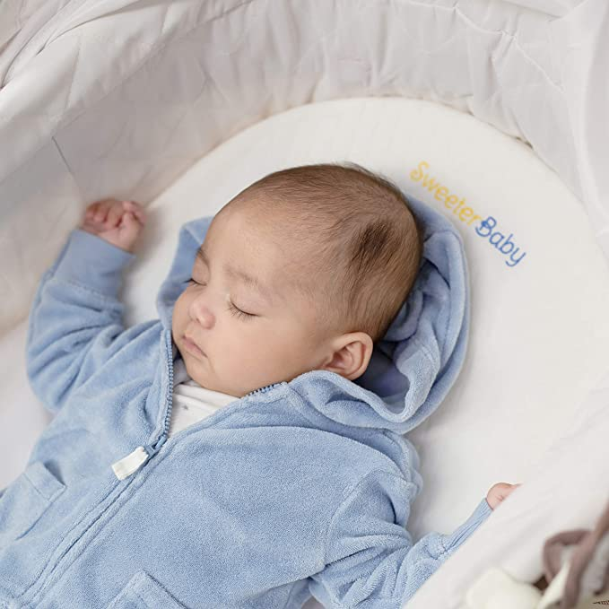 Baby Anti-Reflux Colic Congestion Kinderwagen Moses Wedge Pillow HBIAO Baby Keilkissen