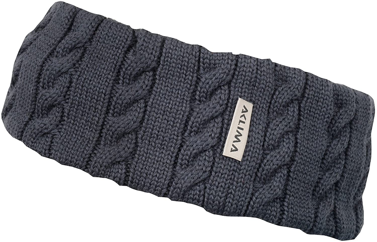 Aclima Knitted Headband, Farbe periscope