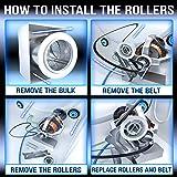 Rightex Dryer Repair Kit for Samsung Dryer