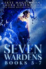 Seven Wardens Omnibus: Books 5-7 (Seven Wardens Collections Book 2) Kindle Edition