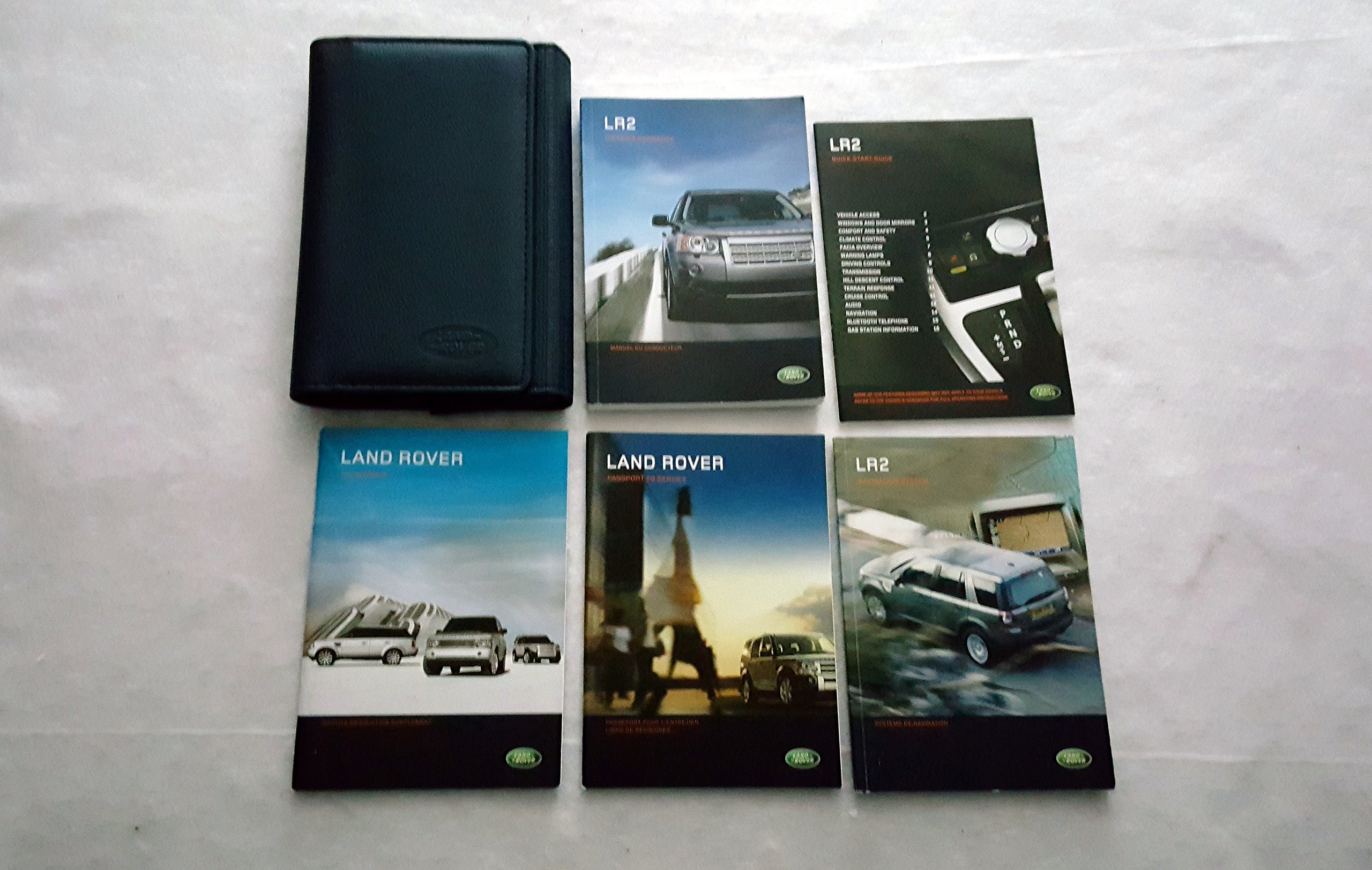 land rover lr2 service manual