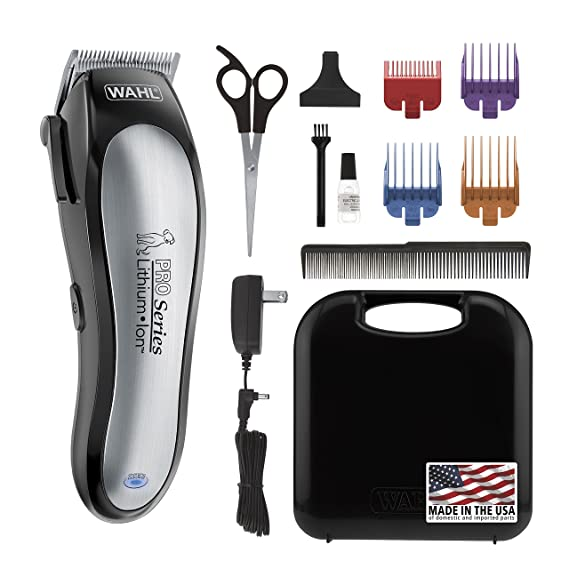 Review Wahl Lithium Ion Pro