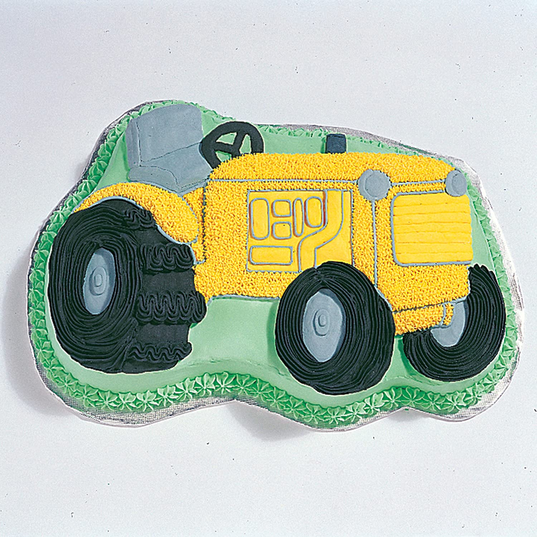 Amazon.com: Wilton Tractor Pan: Novelty Cake Pans: Kitchen & Dining