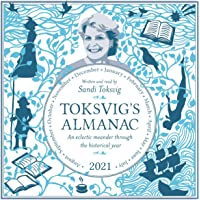 Image for Toksvig's Almanac 2021: An Eclectic Meander Through the Historical Year by Sandi Toksvig