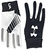 Under Armour Men's Field Players 2.0 Glove, Black