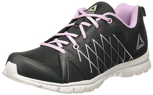 d9112bfb4bff Reebok Women s Pulse Run Xtreme Gravel Moon Glow Running Shoes-4 UK India