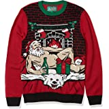 Tipsy Elves Siamese Twin Two Person Ugly Christmas Sweater