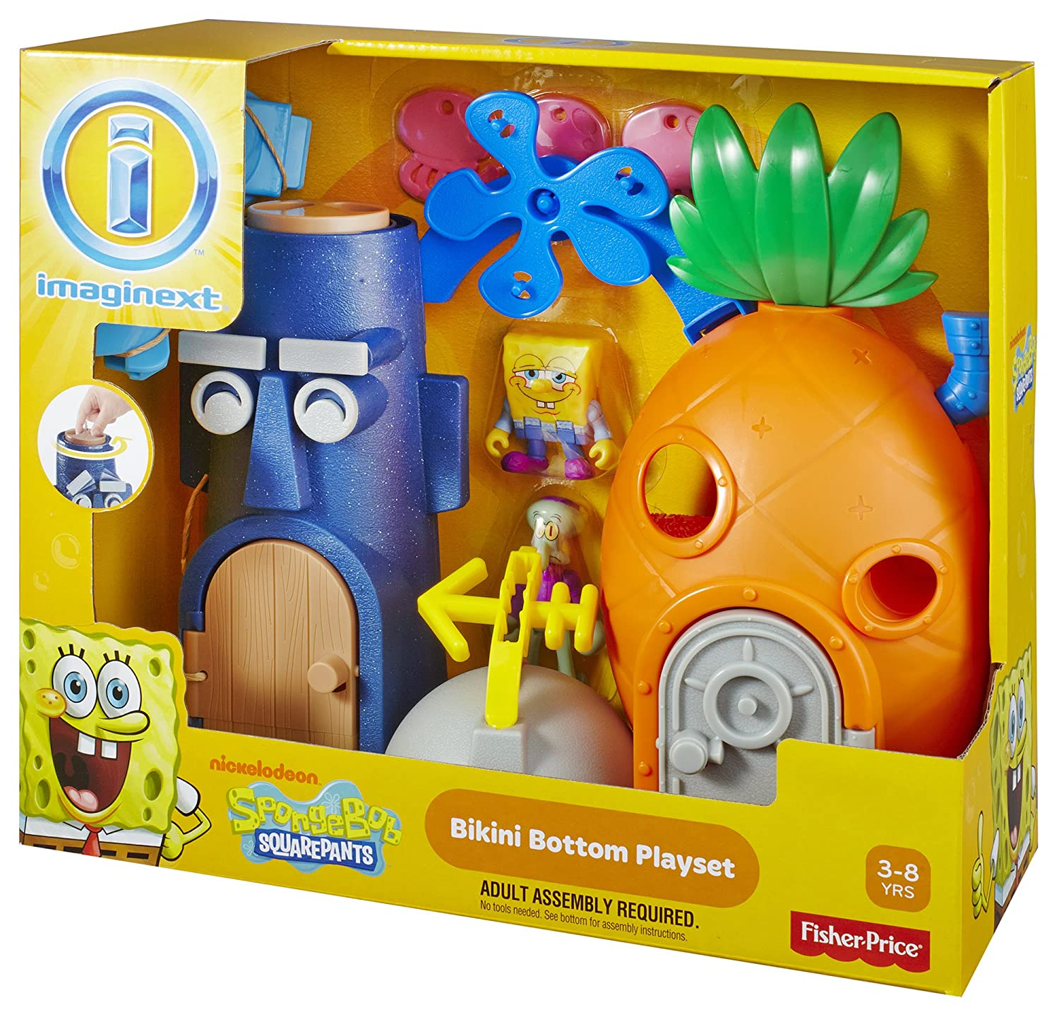 Bikini bottom playset for sale