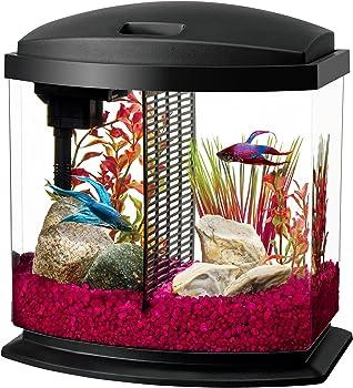 Aqueon Minibow 2.5-Gallon Aquarium