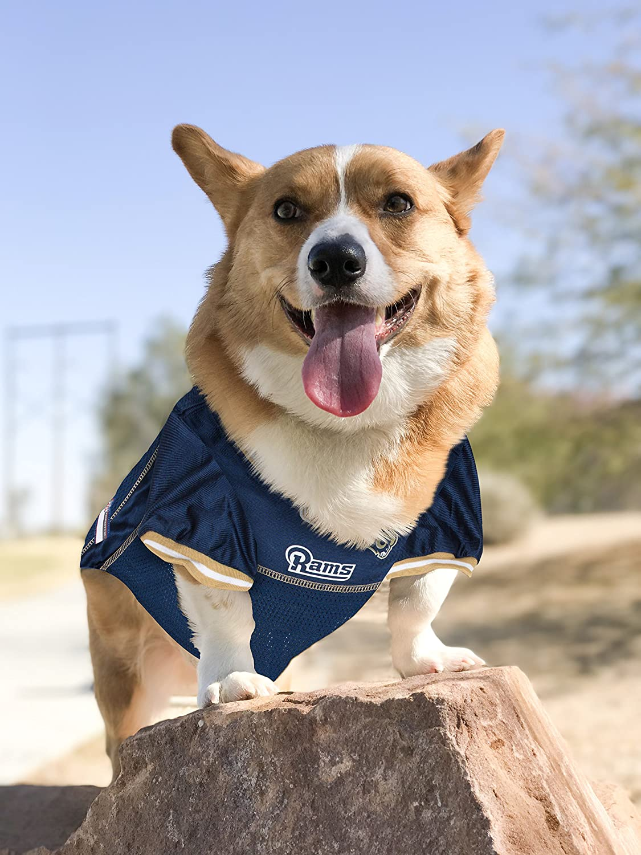 2af77a79f Amazon.com   NFL LOS ANGELES RAMS DOG Jersey