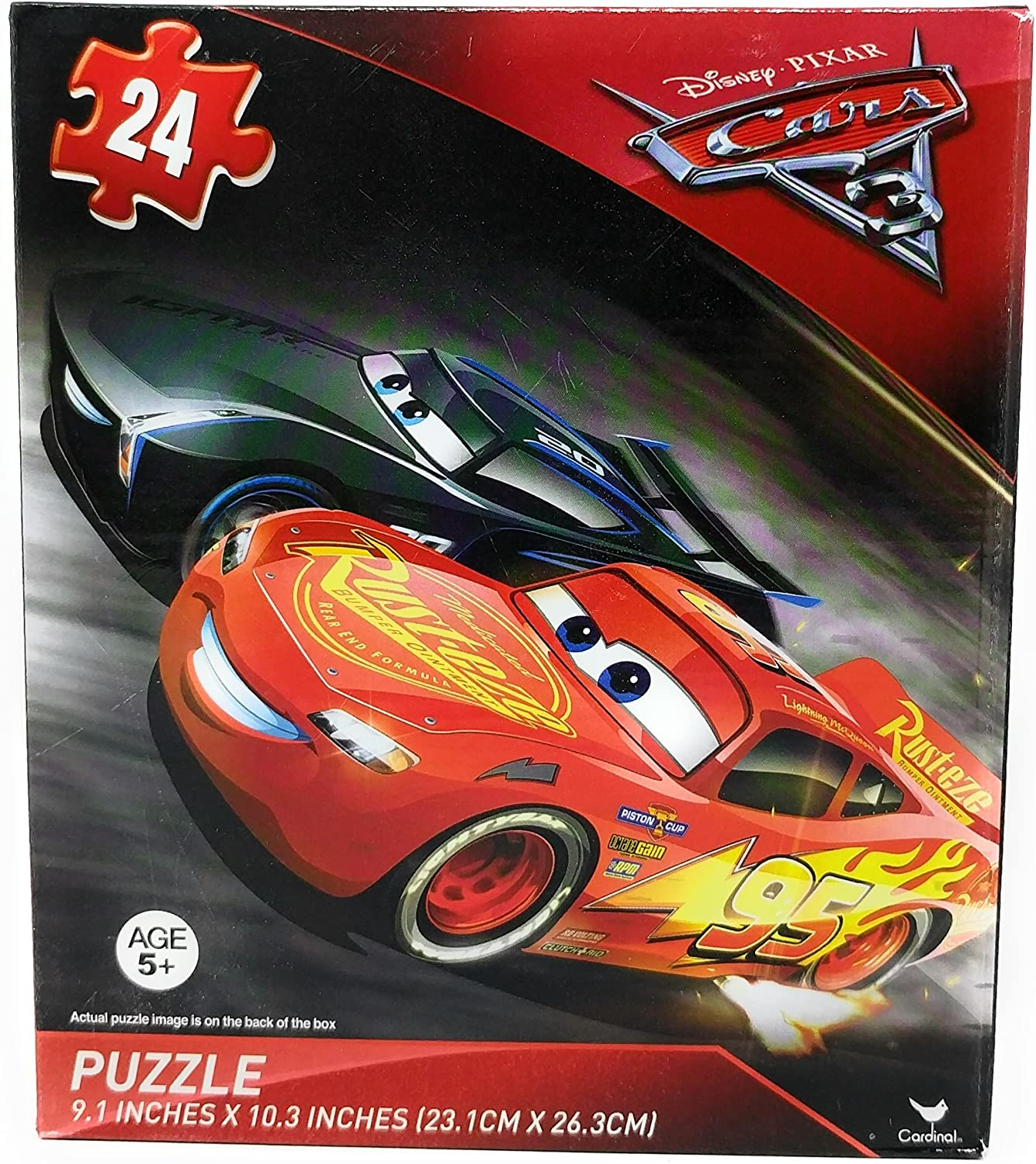 Disney Pixar Cars 3 Lightning McQueen Fast As Lightning Exclusive Lunch Tote