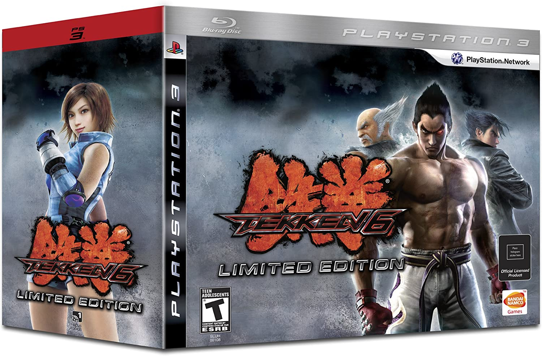 Tekken 6 Sony Psp Amazon Ae