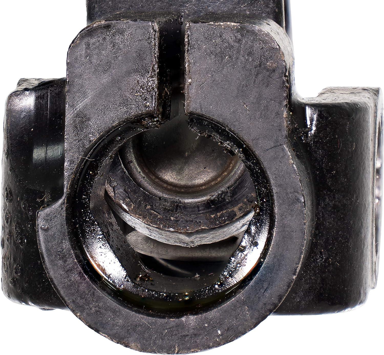 APDTY 536472 Intermediate Steering Column Shaft Assembly With Coupler Rag Universal U-Joint Fits 2004-2008 Ford F150 2006-2008 Lincoln Mark LT Truck Solves Tight or Sloppy Feel In Steering Wheel