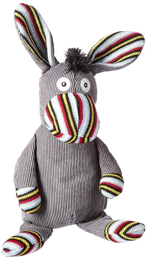 f306692662b6 Nandog My BFF Knit   Corduroy Plush Toy-Gray Donkey  Amazon.co.uk ...