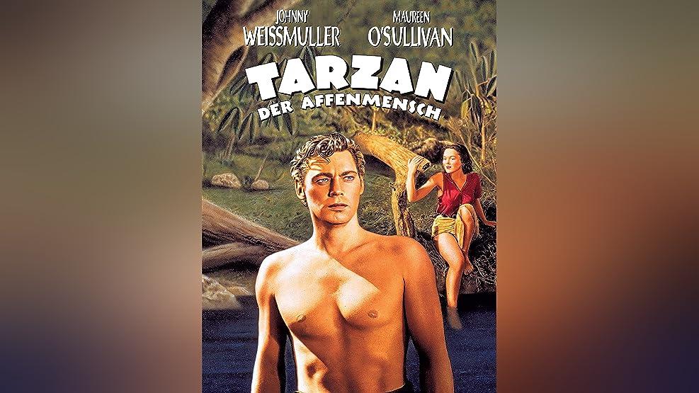 Tarzan, der Affenmensch [dt./OV]