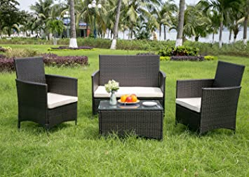 life carver rattan garden furniture sets patio furniture set garden rh amazon co uk outdoor furniture set sale patio furniture set clearance sale