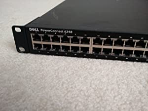 Dell PowerConnect 6248 48 Port 1000G Switch 4GP931
