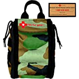 fab fur gear Pet First Aid Kit | Veterinarian Approved | Sturdy for Hanging | First Aid Kit Dog Supplies While Home, Traveling, Camping, Hiking & Car by