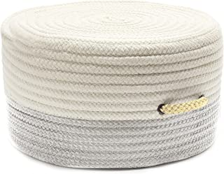 product image for Color Block Pouf FR91 Ottoman