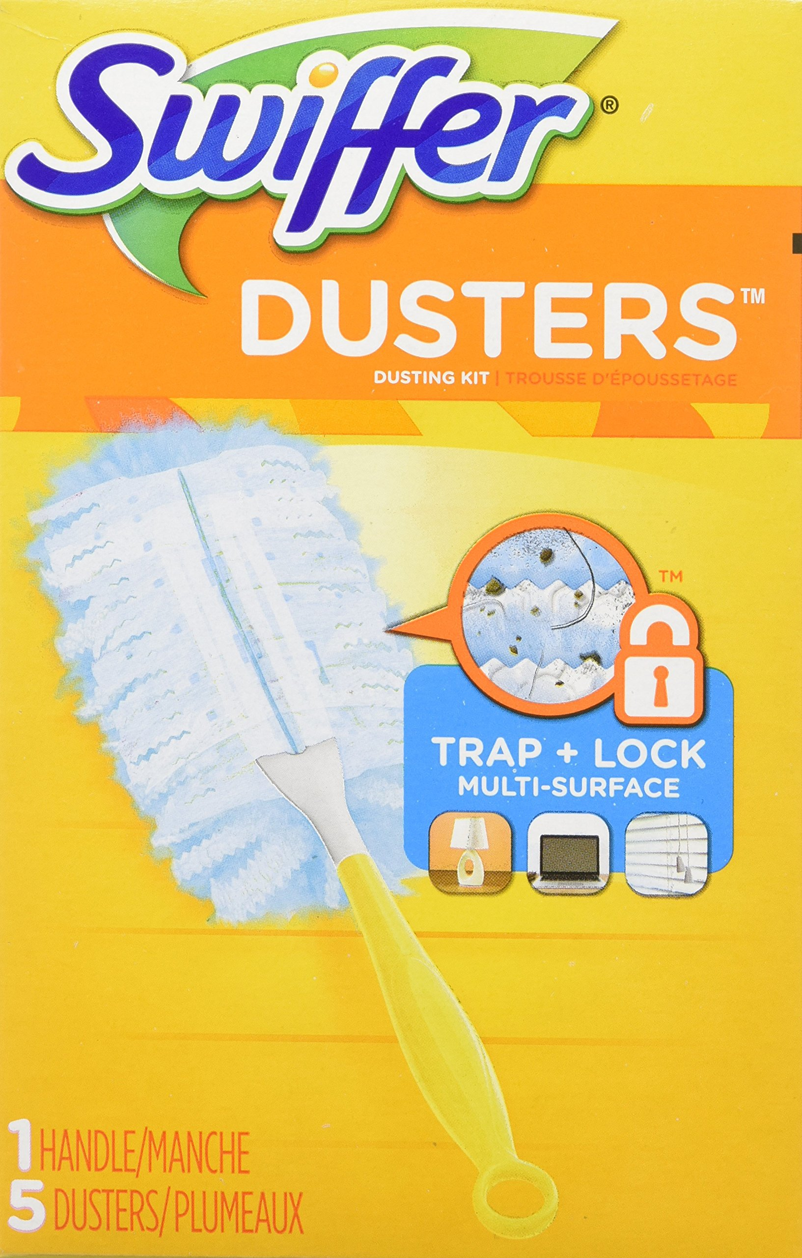 Dusters, Pack of 2 (New Version)