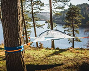The best 4 season tent Tentsile Flite Plus - 2 Person Ultralight Backpacking Portable Tree House Tent