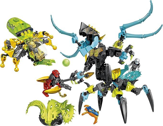 Amazon.com: LEGO Hero Factory – Bestia Reina Vs. Furno, Evo ...