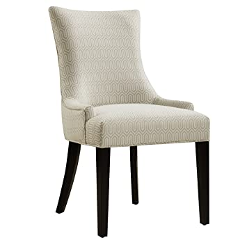 Amazon Com Pulaski Modern Upholstered Dining Chair 22 X 24 X 36