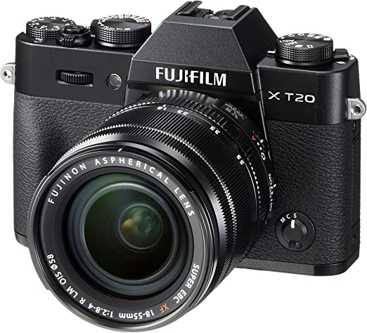 Fujifilm X-T20 XF18-55mmF2.8-4 R LM OIS Kit Black product image 10