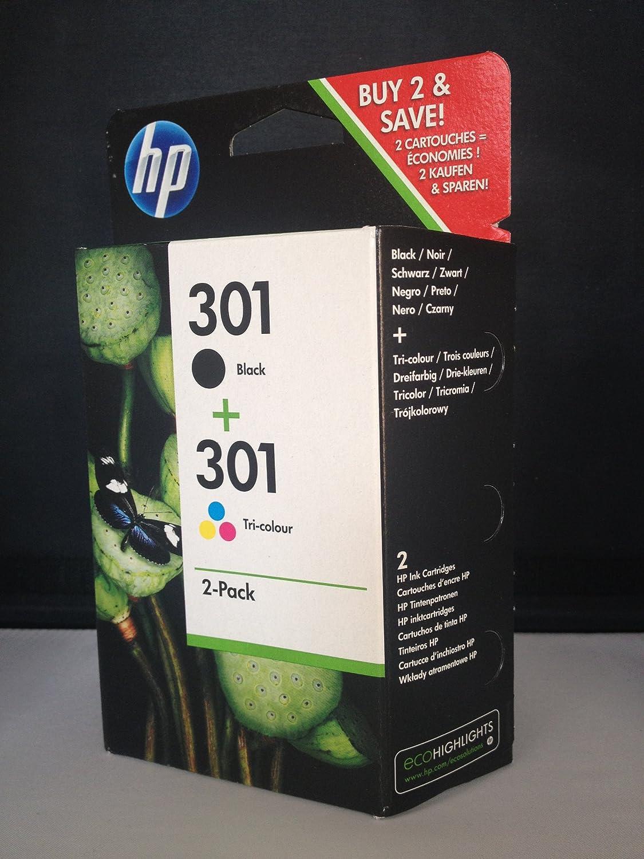 2 Original Cartuchos de tinta para HP Envy 4500 cartuchos de tinta ...