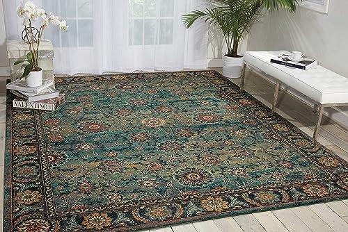 Nourison 2020 Area rug, 12 x 15 , MARINE