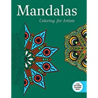 Mandalas: Coloring for Artists: Coloring for Artists