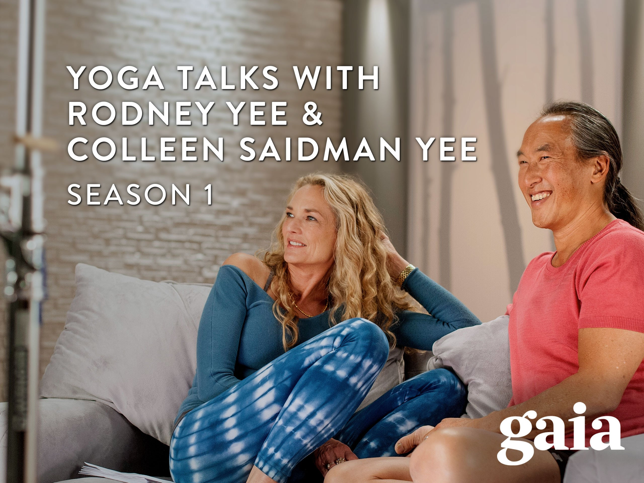 Amazon.com: Watch Yoga Talks with Rodney & Colleen - Season ...